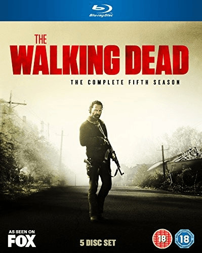 Image of The Walking Dead - Season 5 [Blu-ray]