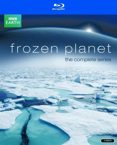Image of Frozen Planet - The Complete Series [Blu-ray]