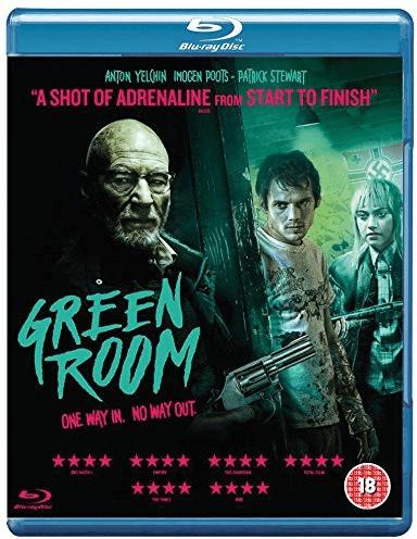 Image of Green Room [Blu-ray]