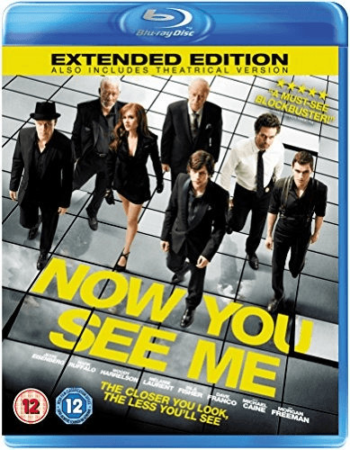 Image of Now You See Me [Blu-ray]