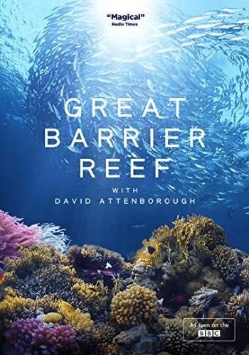 Image of David Attenborough Great Barrier Reef [Blu-ray]