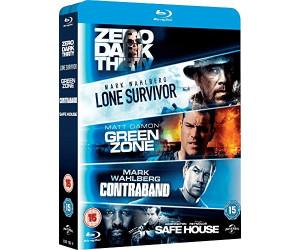Buy Lone Survivor / Zero Dark Thirty / Safe House / Green