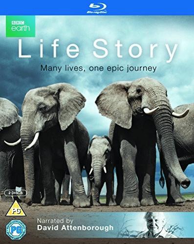 Image of David Attenborough - Life Story [Blu-ray] [2014]