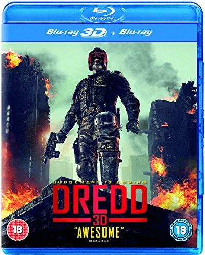 Image of Dredd (Blu-ray 3D + Blu-ray)