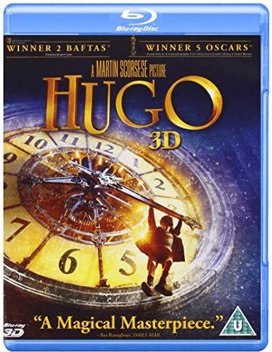Image of Hugo (Blu-ray 3D + Blu-ray) (2011)