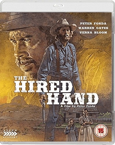 Image of The Hired Hand Dual-Format [Blu-ray]