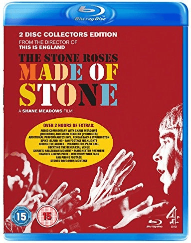 Image of The Stone Roses: Made of Stone (2-Disc Collectors Edition) [Blu-ray] [2013]