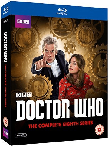 Image of Doctor Who - The Complete Series 8 [Blu-ray] [2014]