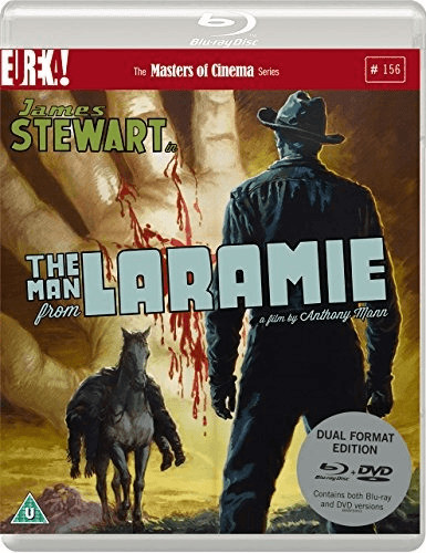 Image of The Man From Laramie (1955) (Masters of Cinema) Dual Format (Blu-ray & DVD) Edition