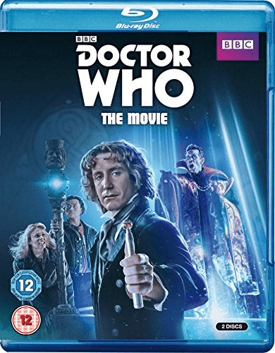 Image of Doctor Who - The Movie [Blu-ray]