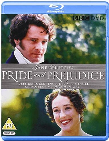 Image of Pride And Prejudice [Blu-ray] [1995] [Region Free]