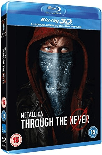 Image of Metallica Through the Never [Blu-ray 3D + Blu-ray]