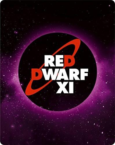 Image of Red Dwarf - Series XI Blu-ray Steelbook [2016]