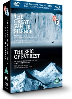 Image of The Epic of Everest & The Great White Silence [DVD & Blu-ray]