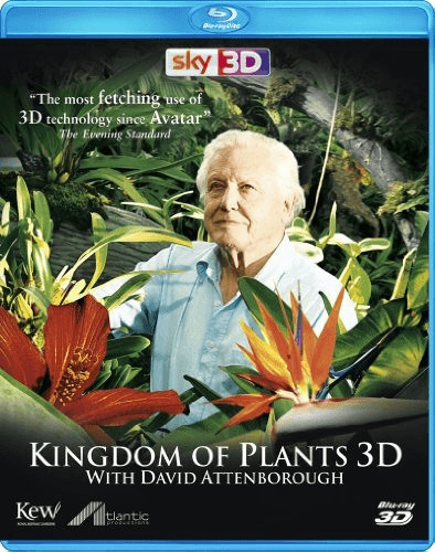 Image of Kingdom of Plants in 3D (Blu-ray 3D)