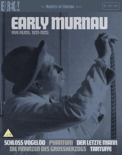 Image of Early Murnau - Five Films (Schloß Vogelöd, Phantom, Der Letzte Mann, The Grand Duke's Finances, Tartuffe) (Masters of Cinema) (Blu-ray)