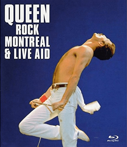 Image of Rock Montreal & Live Aid [Blu-Ray] [2008] [2007]