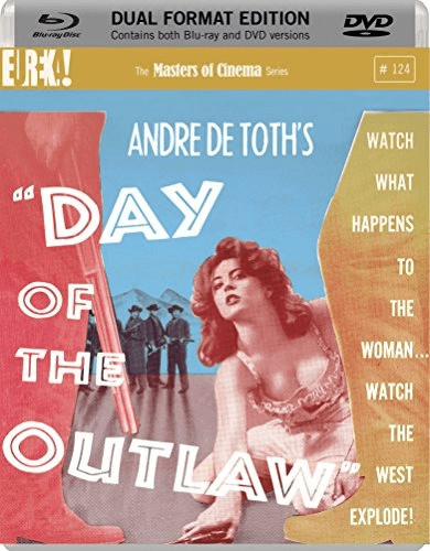 Image of Day Of The Outlaw (1959) [Masters of Cinema] Dual Format [Blu-ray & DVD]