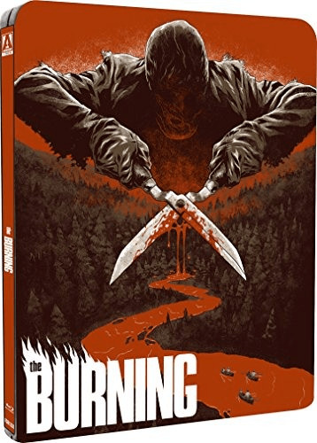Image of The Burning Dual-Format Blu-ray & DVD SteelBook