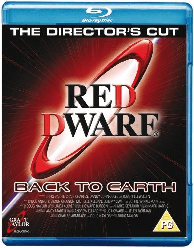 Image of Red Dwarf - Back to Earth [Blu-ray] [Region Free]