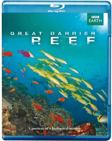 Image of Great Barrier Reef [Blu-ray]