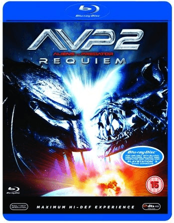 Image of Aliens Vs Predator - Requiem [Blu-ray]