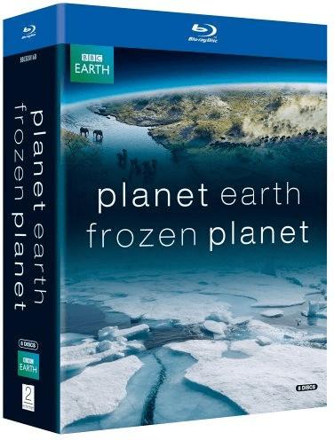 Image of Frozen Planet / Planet Earth [Blu-ray] [Region Free]