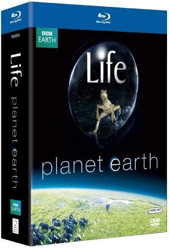 Image of Planet Earth & Life Box Set [Blu-ray] [Region Free]