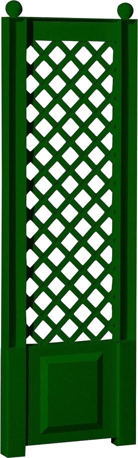 KHW Spalier 43 cm grün