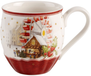 Villeroy boch annual christmas edition jahresbecher 2016 for Villeroy boch natale 2017
