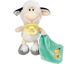 NICI Schaf Baby Jolly Netty mit Schnuller 20 cm