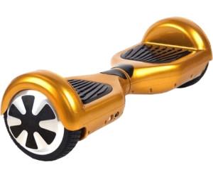 yonis hoverboard skate lectrique 6 5 pouces or au. Black Bedroom Furniture Sets. Home Design Ideas