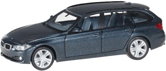 Herpa BMW 3er Touring saphirschwarz metallic (0...