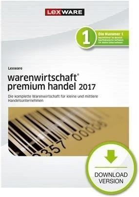 Lexware Warenwirtschaft 2017 Premium Handel (ESD)