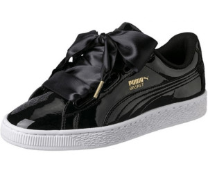 reputable site 28ce4 4c403 Buy Puma Basket Heart Patent from £28.17 (September 2019 ...
