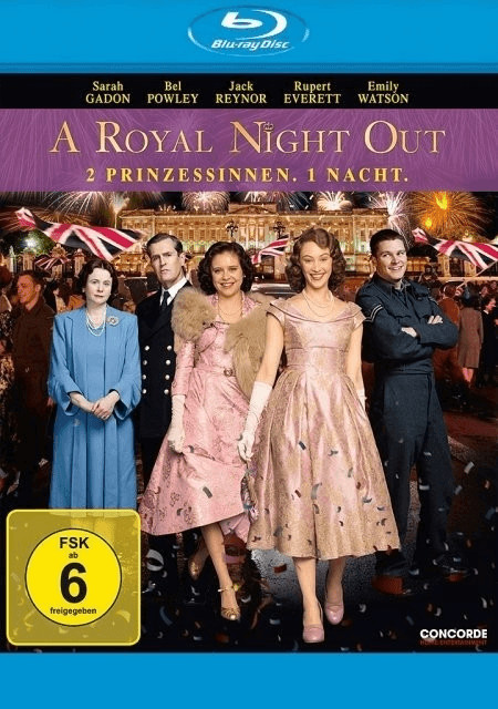 Image of A Royal Night Out - 2 Prinzessinnen. 1 Nacht.