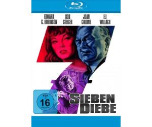 Sieben Diebe [Blu-ray]