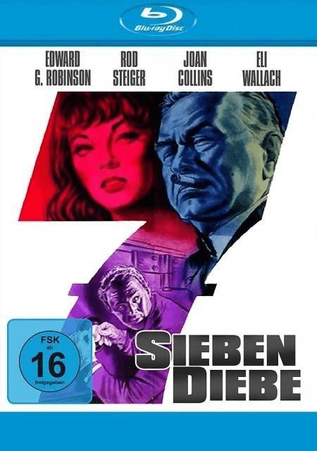Image of Sieben Diebe