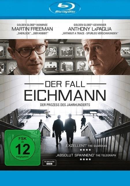 Image of Der Fall Eichmann - Der Prozess des Jahrhunderts