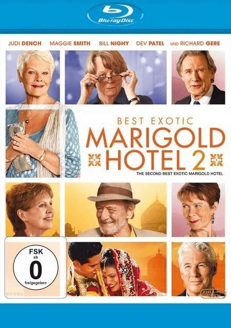Image of Best Exotic Marigold Hotel 2
