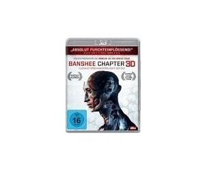 Banshee Chapter - Illegale Experimente der CIA (3D Blu-ray) [3D Blu-ray]