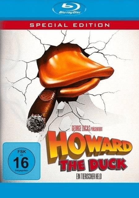 Howard The Duck - Ein tierischer Held [Blu-ray]