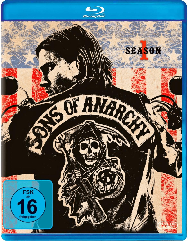 Sons of Anarchy - Staffel 1 [Blu-ray]