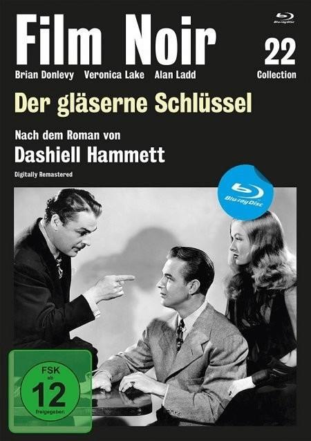 Image of Der gläserne Schlüssel (Film Noir Collection #22)