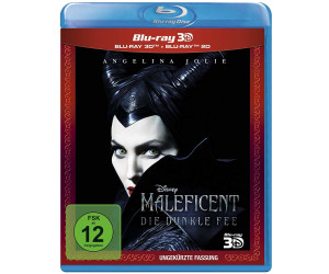 Maleficent - Die dunkle Fee (3D) [Blu-ray]