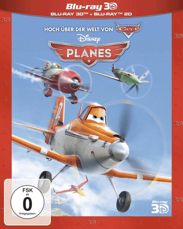 Planes - Superset (3D + 2D)