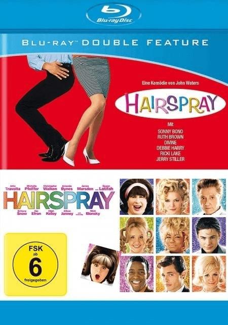 Hairspray (1988) & Hairspray (2007)