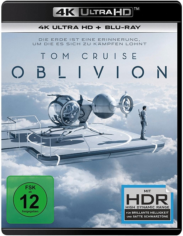 Oblivion (4K Ultra HD) [Blu-ray]
