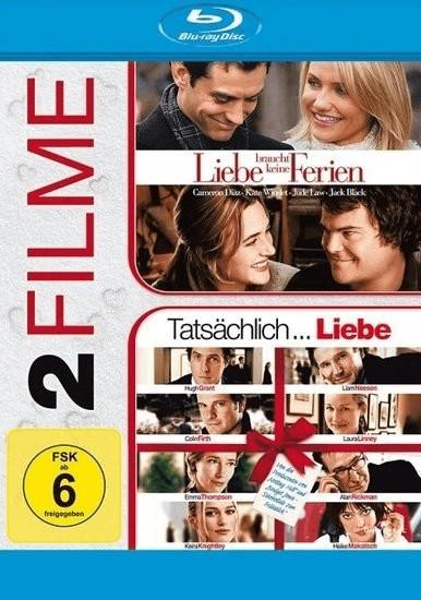 Tatsächlich Liebe & Liebe braucht keine Ferien [Blu-ray]