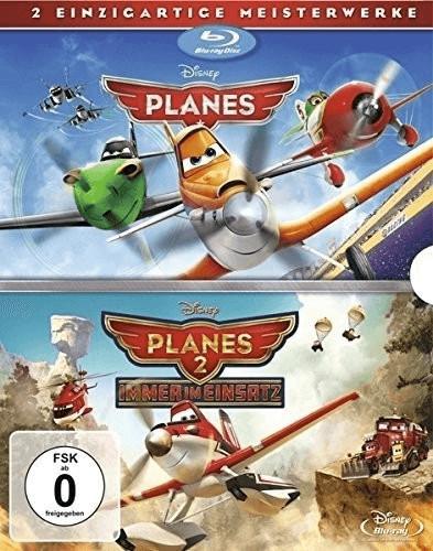 Planes + Planes 2 Doppelpack